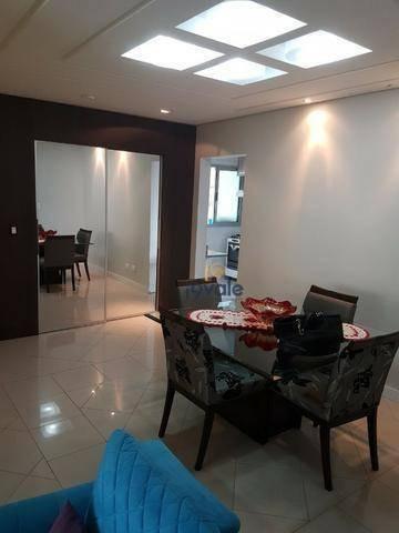 Apartamento No Floradas De São José Com 3 Dormitórios A Venda - Ap1586