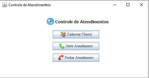Imagem 1 de 5 de Sistema De Controle De Atendimento - Help Desk