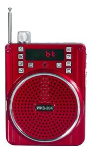 Bocina Megafono Diadema Radio Fm Bocina Portatil Potente