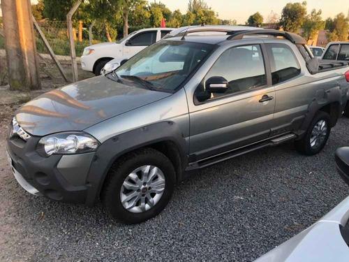 Fiat Strada Adventure 3 Puertas Full