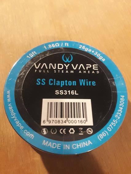 Alambre Para Hacer Resistencias Veporizadores Cigarrillo Ele
