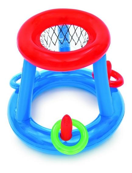 Bestway Aro De Basket Inflable Con Pelota Para Pileta