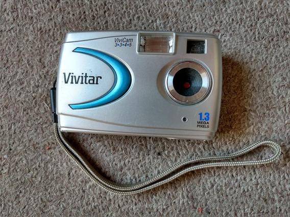 Camara Vivitar 3345 + Cd Drivers