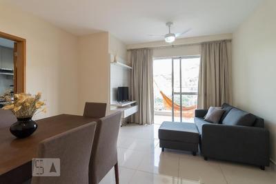 Apartamento No 8º Andar Mobiliado Com 3 Dormitórios E 2 Garagens - Id: 892862062 - 162062