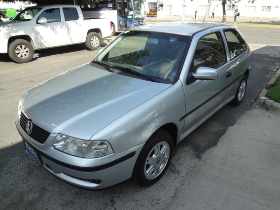 Volkswagen Pointer 2001 Gti Manual, Aire, Un Dueño,impecable