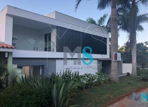 Imagem 1 de 30 de Sobrado Com 4 Dormitórios À Venda, 420 M² Por R$ 2.900.000,00 - Aruã - Mogi Das Cruzes/sp - So0111