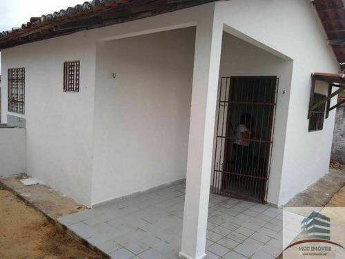 Imagem 1 de 16 de Casa A Venda Jockey Club, Paranamirim
