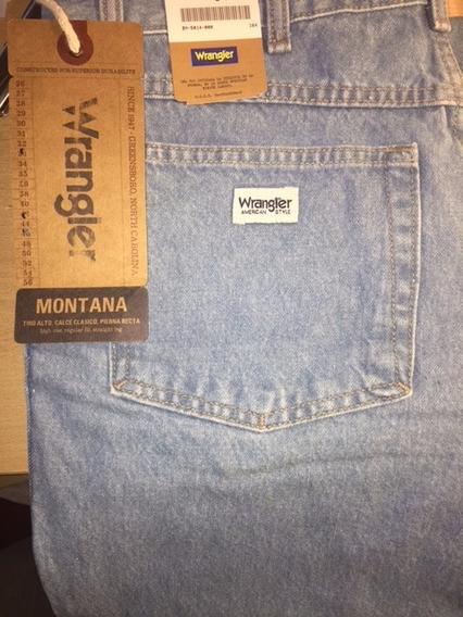 Jean Wrangler Montana Destroyed Promocion Ùnica