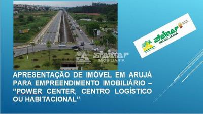 Aluguel Ou Venda Área Industrial Centro Industrial Arujá R$ 200.000,00 | R$ 54.000.000,00