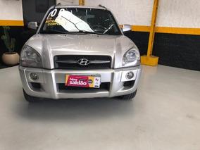 Tucson 2.7 Mpfi Gls 24v 175cv 4wd Gasolina 4p Automático