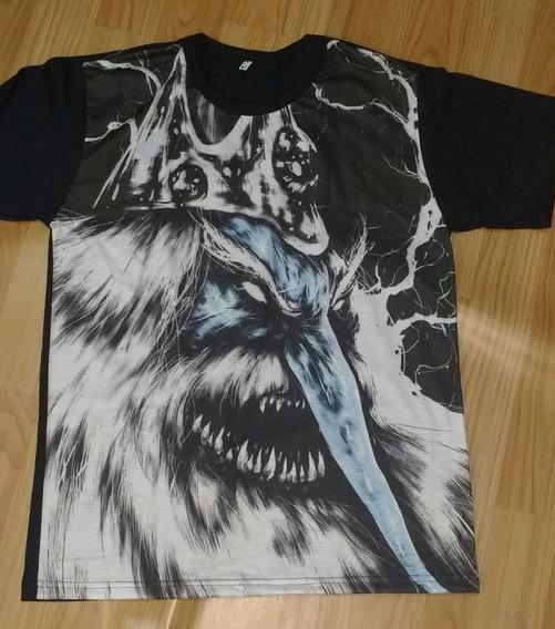 Camisa Rei Gelado