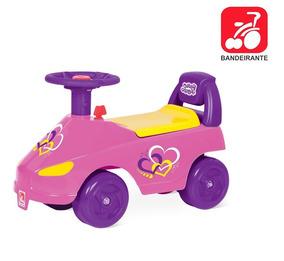 Passo A Passo Pop Rosa Brinquedos Bandeirante - 1012