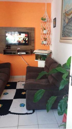 Imagem 1 de 15 de Apartamento - Padrão, Para Venda Em Itanhaém/sp - Imob58976