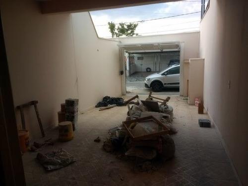 Imagem 1 de 15 de Casa Sobrado Para Venda, 3 Dormitório(s), 130.0m² - 2433