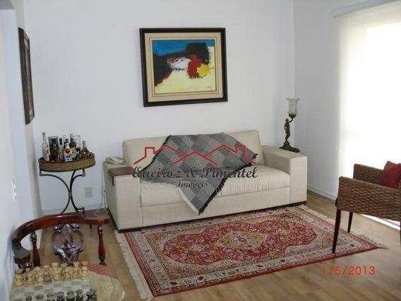 Apartamento Para Alugar No Bairro Indianópolis Em São - 1555-2
