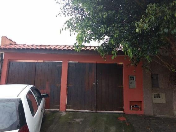 Ótima Casa Lado Praia No Pq. Delville Em Peruíbe!! Ref:4062
