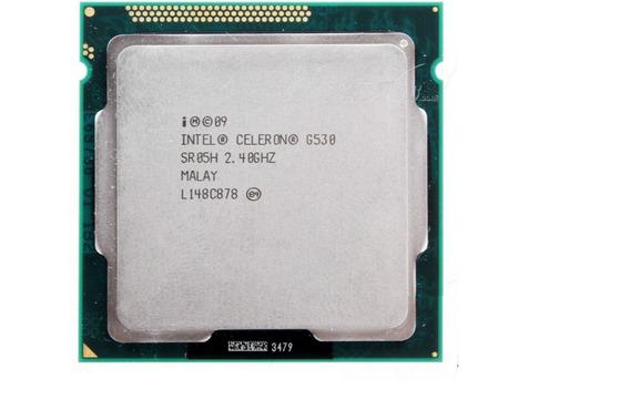 Processador Intel Celeron G530 2mb Lga1155 Seminovo 6 Unid.