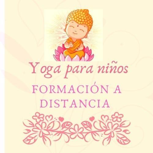 Capacitación Online Yoga Niños Entero