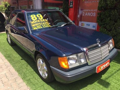 Mercedes-benz 200 1989 Starveiculos