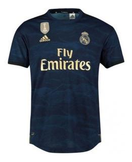 Camisa 2 Real Madrid Away 2019/20 Pronta Entrega Lançamento