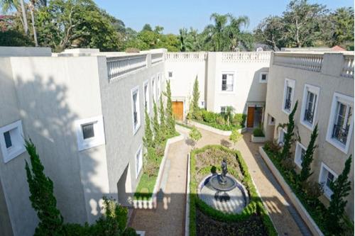 Imagem 1 de 23 de Casa Em Condomínio 4 Suítes No Alto Da Boa Vista - Reo260371