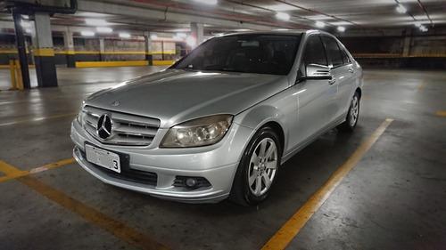 Mercedes-benz Classe C 2009 1.8 Classic Kompressor 4p