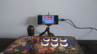 Tablero Arcade 1 Compatible Con Pc Y Con Android