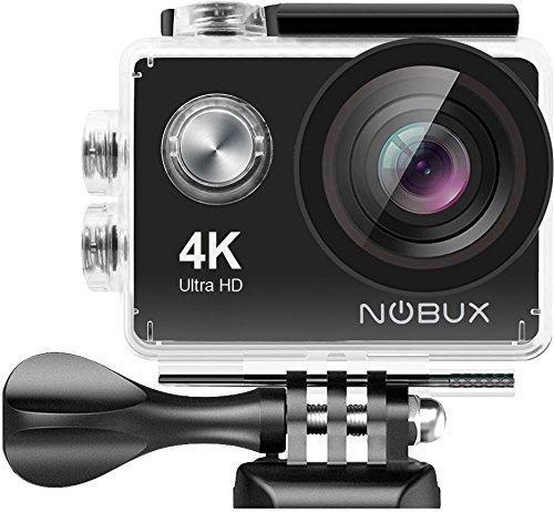 Câmera Digital De Ação 4k Compacta Nobux Nx3 - Frete Grátis E Nota Fiscal