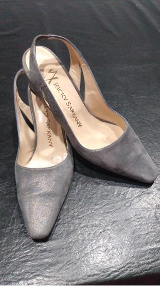 Zapato Dama Clasico Cuero Ricky Sarkany