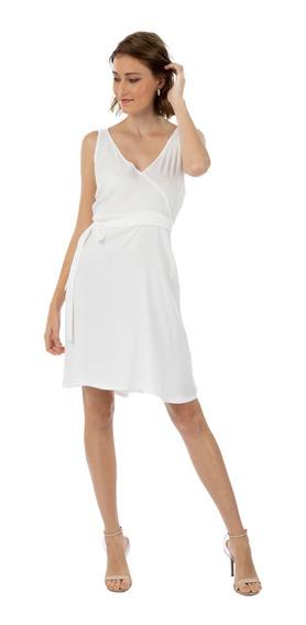 Vestido Mercatto Liso Curto 47053