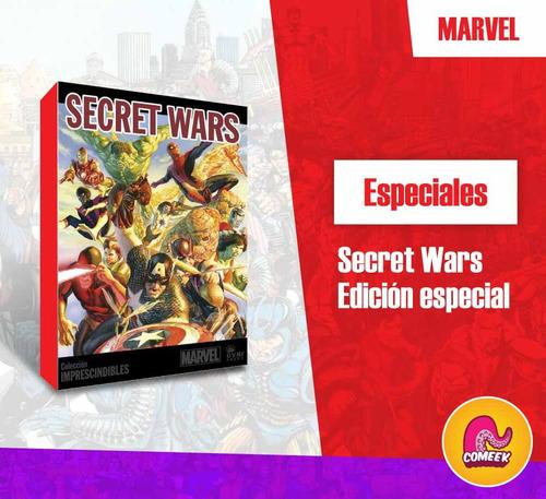 Comic Secret Wars Edición Especial
