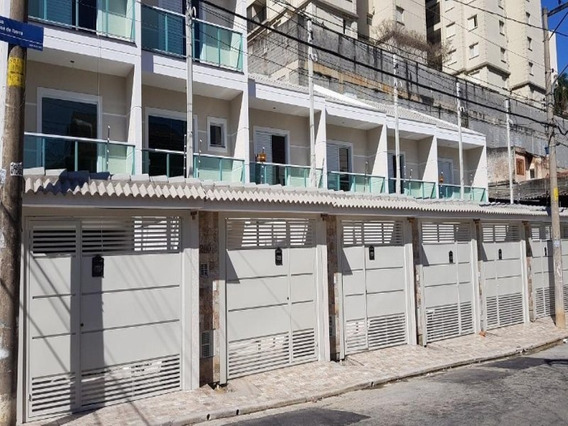 Sobrado Residencial À Venda, Parque Mandaqui, São Paulo. - So0162 - 33599648