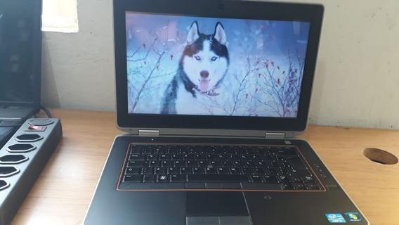 Notebook Dell E6420 Core I5 Mem 4gb Ssd 120gb Tela Touch