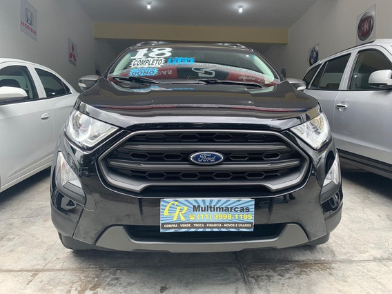 Ford Ecosport 1.5 Tivct Flex Freestyle Manual 2018