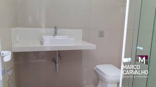 Casa Com 3 Dormitórios À Venda, 251 M² Por R$ 1.300.000,00 - Parque Das Esmeraldas Ii - Marília/sp - Ca0697