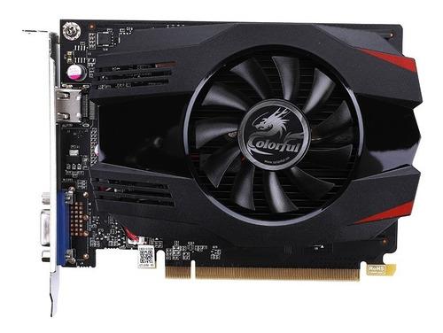 Placa De Video Colorful Gt 1030 V4 2gb Ddr4 Nvidia