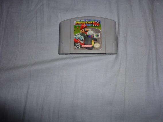 Mario Kart 64 Nintendo 64 Original N64