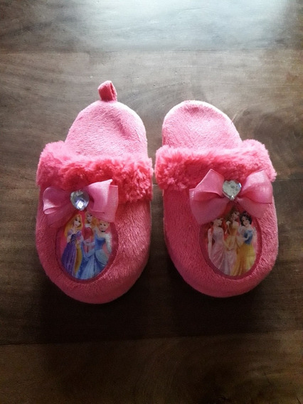 Pantuflas Princesas Disney
