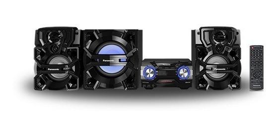 Equipo De Sonido Panasonic Scakx880pnk