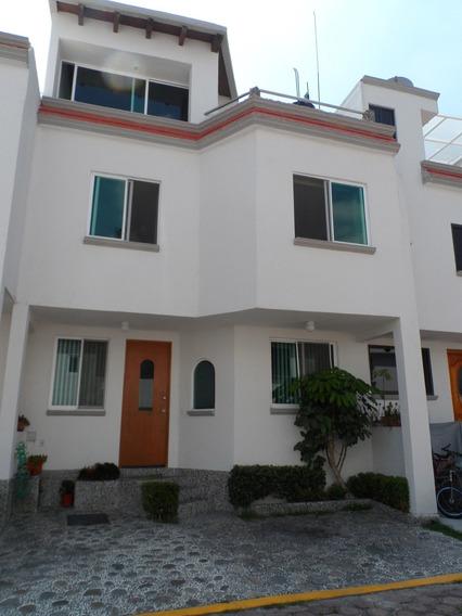 Renta O Venta Casa Muy Bonita, Naucalpan Condominio Horiz