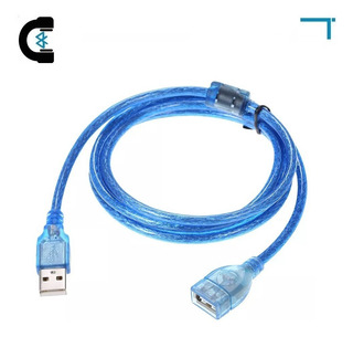 Cable Extensión Usb Macho A Hembra Extensor Usb