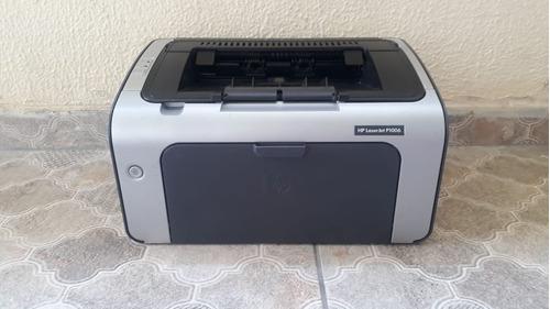 Impressora Hp P1006 - Revisada- Tonner Novo Compatível