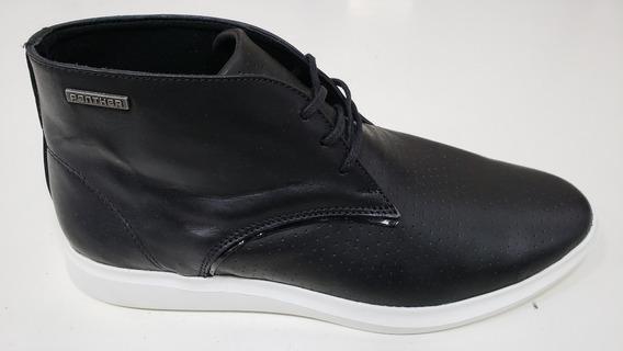Bota Zapato Panther Cuero Hombre P18850