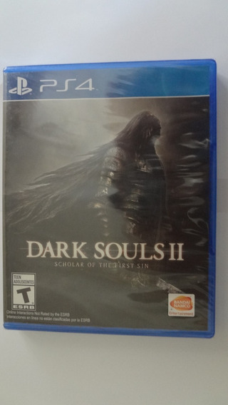 Dark Souls 2 Ps4 Mídia Física