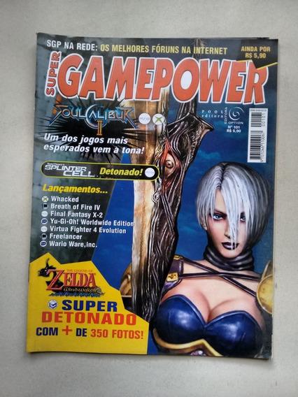 Revista Super Game Power 101 Soul Calibur 2 Detonados D573