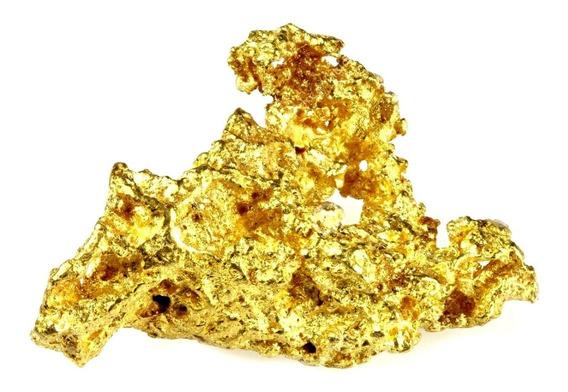 Barra De Ouro 1 Grama 24k Ouro Mil 999,9