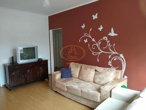 Apartamento  Com 2 Dormitório(s) Localizado(a) No Bairro Ponta Da Praia Em Santos / Santos  - 6768