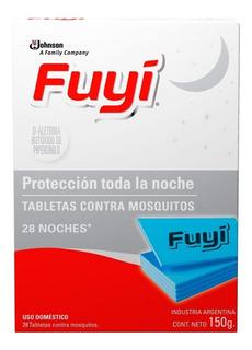 Fuyi Tabletas X 28 Noches Tabletas Contra Mosquitos