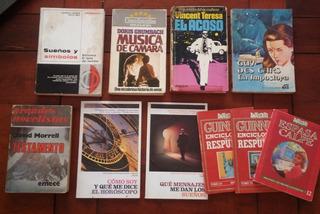 Lote De 10 Libros Y Libritos. Precio Por Todos!
