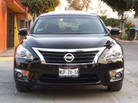 Nissan Altima 2.5 Advance Navi Mt Aun Con Garantia